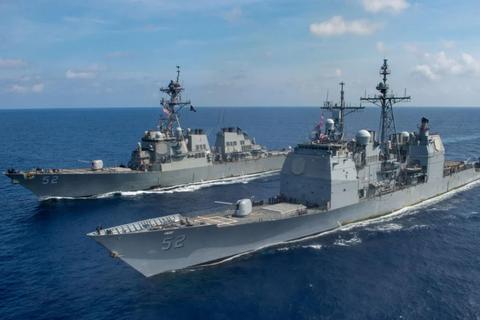 """""""Trung Quốc có thể nhắm tới Philippines nếu xảy ra xung đột với Mỹ"""""""