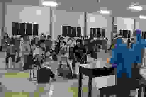 283 công dân Việt Nam về từ Australia được cách ly tập trung tại Đồng Nai