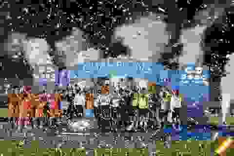 Bình Định giành quyền thăng hạng lên V-League 2021