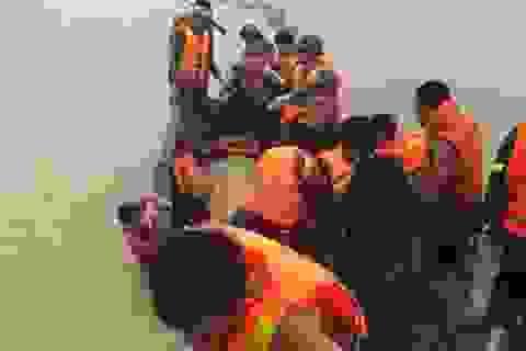 Nghệ An: 7 người chết và mất tích trong mưa lũ
