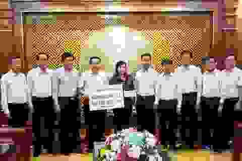 Quảng Trị đã tiếp nhận gần 40 tỷ đồng ủng hộ khắc phục hậu quả thiên tai