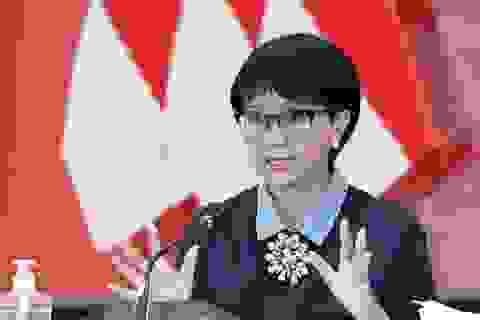 Indonesia khẳng định sẽ không trở thành căn cứ quân sự của Trung Quốc và Mỹ