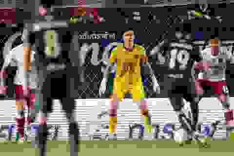 Đặng Văn Lâm lại thua sít sao ở đội hình tiêu biểu vòng 11 Thai-League