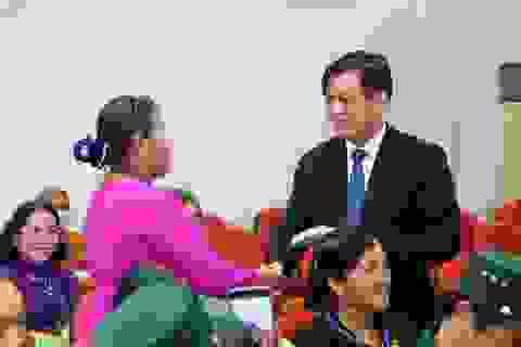 Bộ LĐ-TB&XH tiếp đoàn đại biểu người có công tỉnh Bình Dương và Tiền Giang
