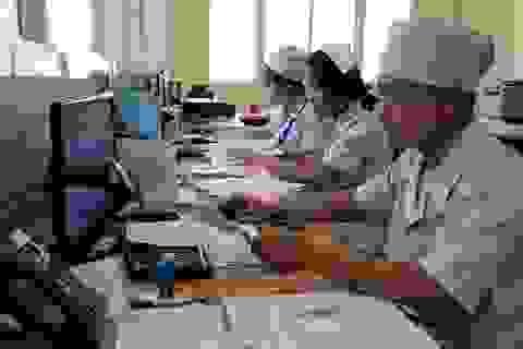 Bệnh nhân giảm nhưng chi bảo hiểm y tế tăng cao
