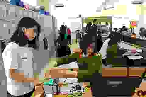 Bộ Công an ban hành quy trình mới về thu thập vân tay