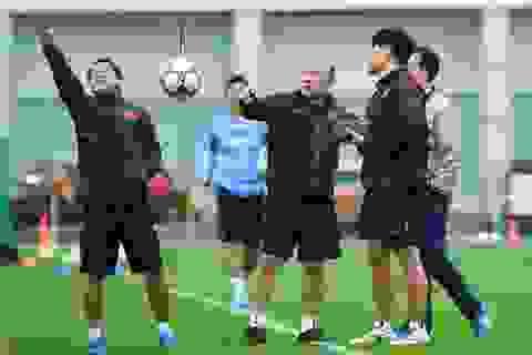 HLV Park Hang Seo lý giải việc gọi bổ sung cầu thủ 17 tuổi lên U22 Việt Nam