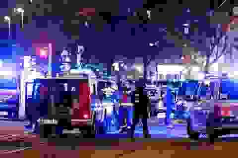 Xả súng tại thủ đô của Áo, 3 người thiệt mạng