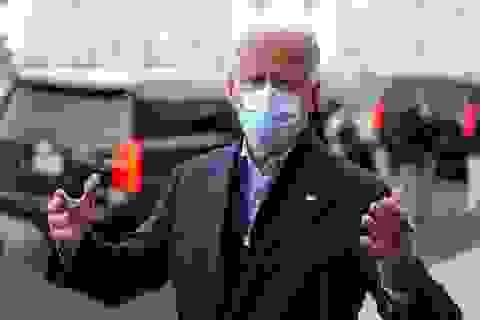 Ông Biden nói sẽ không phản ứng nếu ông Trump tuyên bố chiến thắng sớm