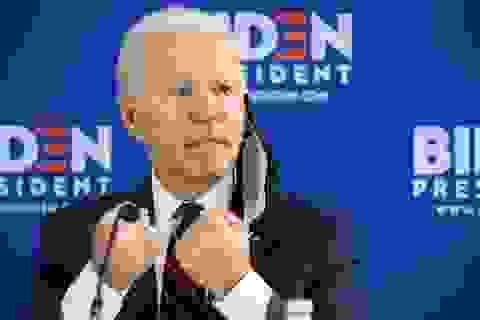 Nhà cái đặt cược tỷ lệ đắc cử của ông Biden cao nhất trong nhiều tháng