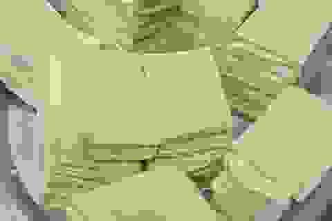 Đặc sản Thái Bình siêu rẻ, dân Hà thành gom mua cả tạ