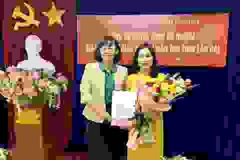 Lào Cai: Lần đầu tiêncó nữ Giám đốc Sở Giáo dục & Đào tạo