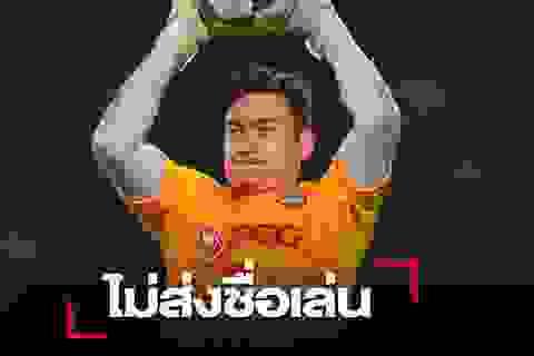 Vì sao Văn Lâm bị gạch tên khỏi Muangthong dự cúp quốc gia Thái?