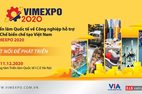 Triển lãm quốc tế đầu tiên về VIMEXPO 2020 tại Việt Nam
