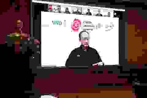 Kiểm định trực tuyến 4 chương trình đào tạo theo chuẩn AUN-QA