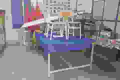 Học sinh Khánh Hòa nghỉ học ngày mai để tránh bão số 12