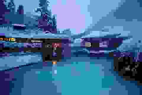 Cách dùng nước khoáng nóng ở Nhật khác với phương Tây ra sao?