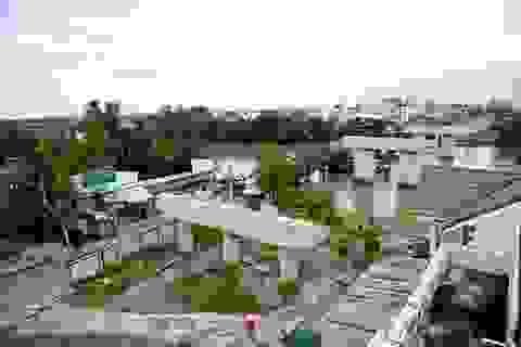 """Những cây cầu trăm tỷ """"xây mãi chưa xong"""" tại TPHCM"""