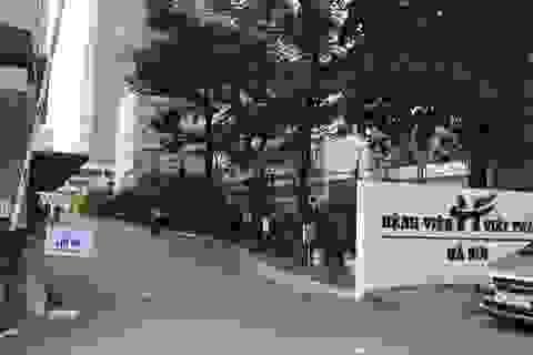 Sản phụ tử vong, Bộ Y tế yêu cầu Bệnh viện Việt Pháp báo cáo