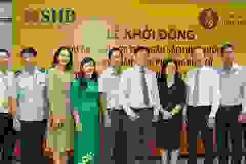 SHB tiếp tục góp phần hiện đại hóa thu ngân sách tại TP. HCM