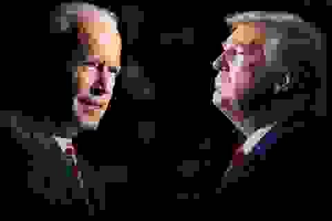 Ông Trump và Biden tuyên bố trái ngược về việc kiểm phiếu