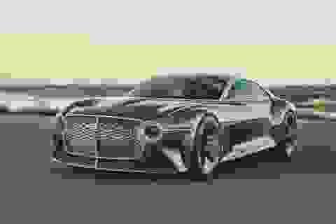 Bentley bất ngờ tiết lộ kế hoạch dừng sản xuất xe động cơ xăng