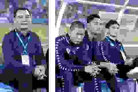 HLV Chu Đình Nghiêm có nguy cơ vắng mặt ở trận gặp Than Quảng Ninh