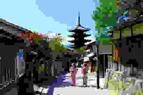 Những điều chưa biết về trang phục truyền thống Nhật Bản
