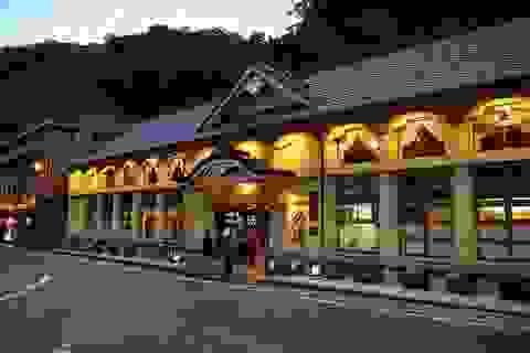 Suối khoáng nóng nghìn năm ở Nhật
