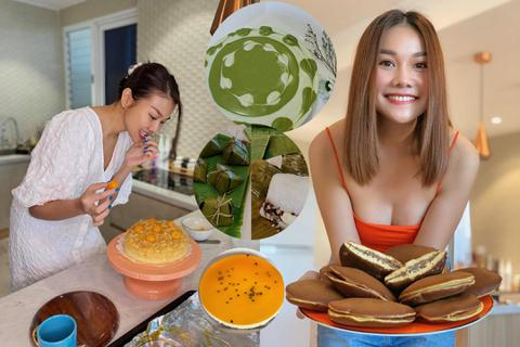 Trình nấu ăn khiến bạn thân Hồ Ngọc Hà cũng phải sững sờ của Thanh Hằng