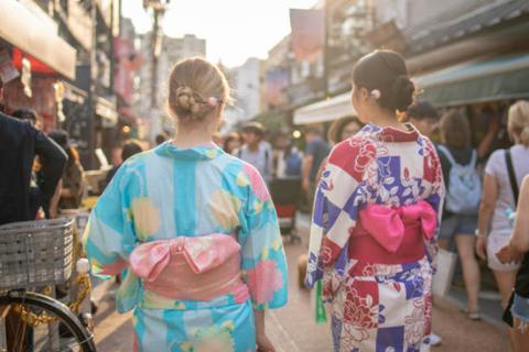 Trang phục truyền thống Nhật Bản trong những dịp lễ hội