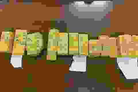 Bắt tạm giam 4 đối tượng  trong vụ vận chuyển 51kg vàng ở biên giới