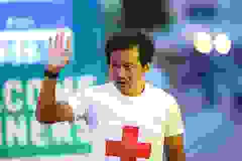 """Ông Đoàn Ngọc Hải: """"Tôi cố gắng chạy hết các giải marathon ở Việt Nam"""""""