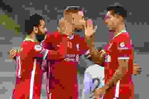 Man City 1-1 Liverpool: De Bruyne đá hỏng phạt đền
