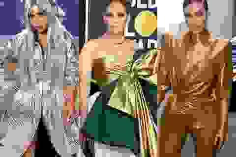 Sửng sốt với những lựa chọn phục trang lạ lùng nhất của sao trong năm 2020