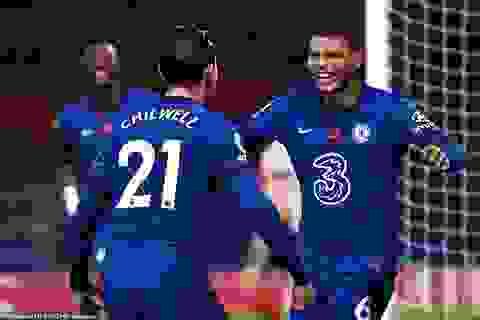 Bị thủng lưới sớm, Chelsea vẫn dễ dàng vùi dập Sheffield Utd