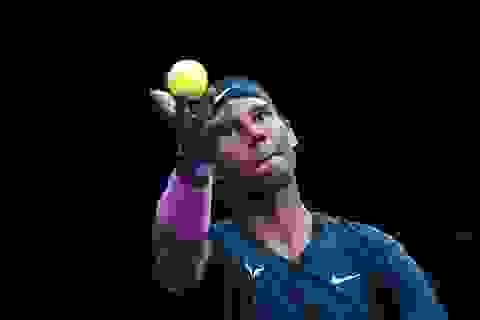 Nadal thua Zverev, tan mộng vô địch Paris Masters 2020