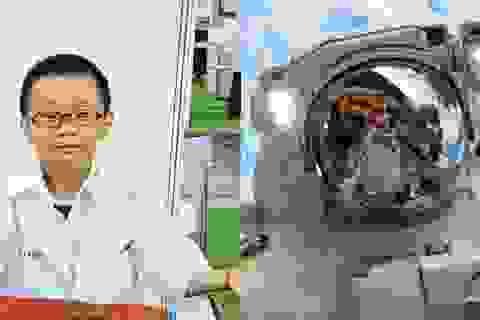 """Cậu bé 9 tuổi chinh phục NASA bằng ý tưởng """"toilet không gian"""" độc đáo"""