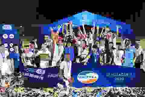 Đánh bại Sài Gòn FC, CLB Viettel vô địch V-League 2020