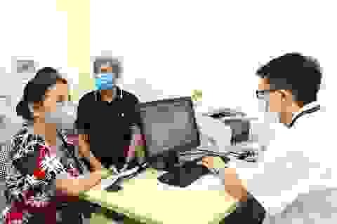 Nam thanh niên bị ung thư gan từ u máu lành tính trong gan