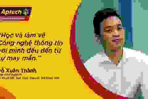 Hành trình từ cử nhân Kinh tế đến chuyên gia IT của bạn trẻ 9X