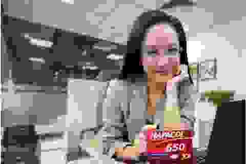 Mẹo giảm nhanh cơn đau đầu, đau cơ của cầu thủ Duy Mạnh, MC Hoài Anh