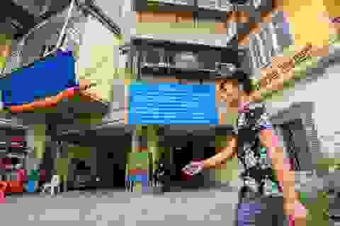 """Hà Nội: Đủ quỹ nhà tạm di dời các hộ dân ở 5 tòa chung cư cũ """"chờ sập"""""""