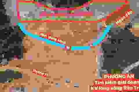 Bàn phương án ngăn đập, nắn sông Rào Trăng tìm 12 nạn nhân mất tích