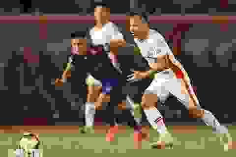 Trọng Hoàng 4 lần vô địch V-League với 3 đội bóng