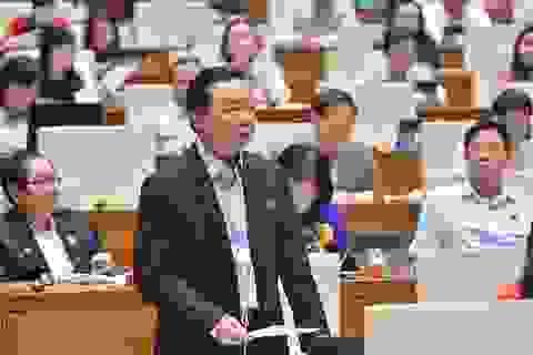 Đại biểu Quốc hội chất vấn, Bộ trưởng Tài nguyên trấn an việc bảo vệ biển