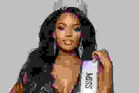 Người đẹp da màu đăng quang hoa hậu Mỹ 2020