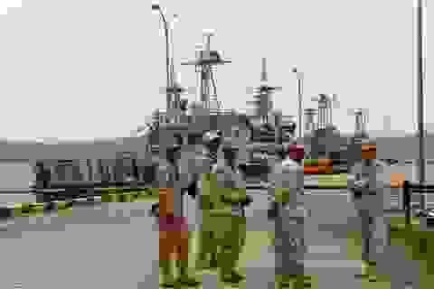 Thêm cơ sở do Mỹ xây dựng tại căn cứ hải quân Campuchia bị phá bỏ