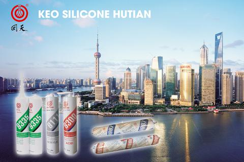Keo silicone Huitian - Gắn kết mọi công trình