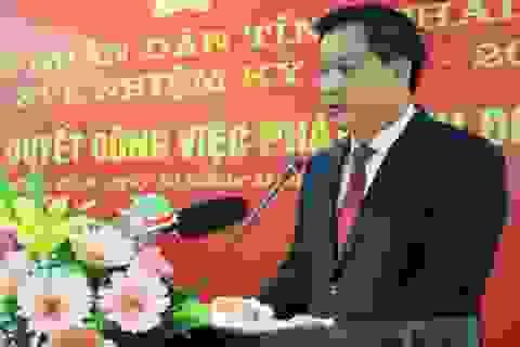 Ông Nguyễn Khắc Thận làm Chủ tịch tỉnh Thái Bình